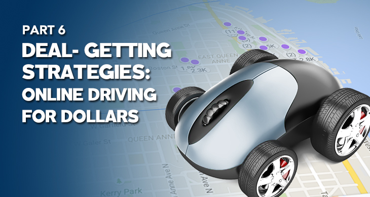Online Driving for Dollars to Find Real Estate Deals