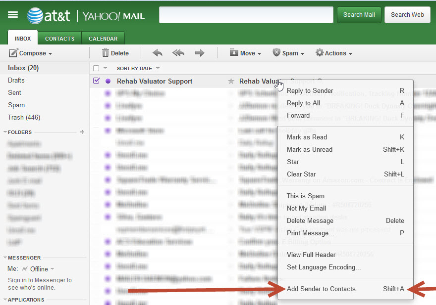 Yahoo Whitelisting How To Add Email To Yahoo Whitelist